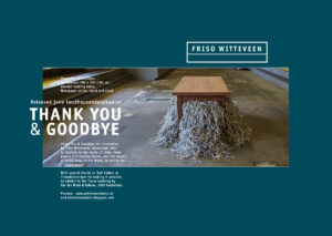 friso witteveen thank you and goodbye mailing 2012